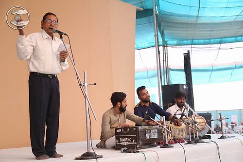 Devotional song by Babu Geetkar