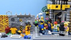 Wolverine's arrest