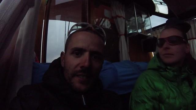 Unsere Antwort auf die Touriabzocke am Titicacasee :-)