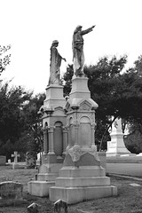 MONUMENT OF ELIZA AND RUTH SMITH