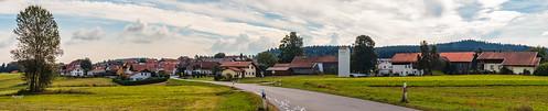 Seiboldsried vorm Wald, Bayern, Deutschland
