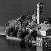 San Giulio in B&W by Lord Markus