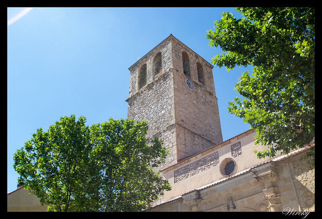 Qué ver en San Agustín de Guadalix - Torre de la iglesia parroquial de San Agustín