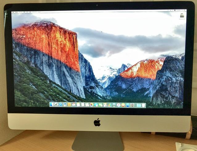 iMac MK462J/A