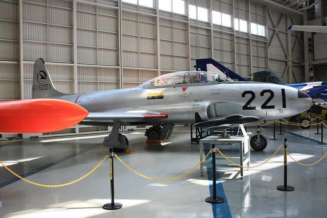 T-33練習機 IMG_0483