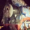 Thomas the train will be in the parade tomorrow! #macysthanksgivingdayparade