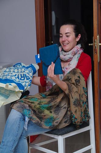 Lucía y sus regalos
