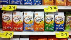 Goldfish Flavors