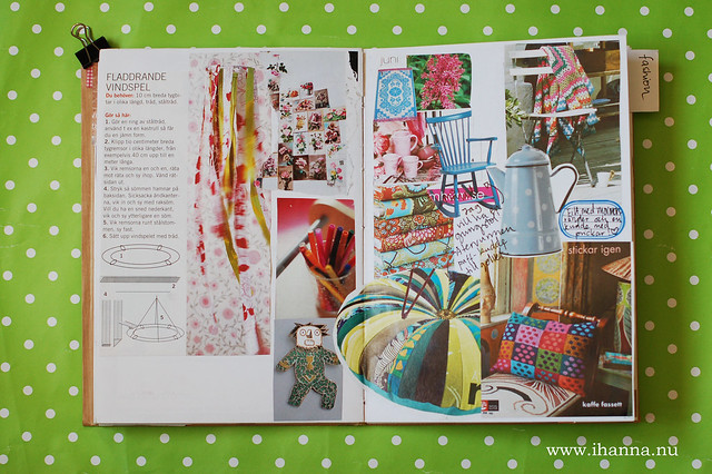 Glue Book: Dots and Ideas to use