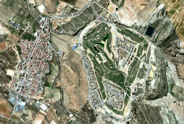 después, urbanismo, foto aérea,desastre, urbanístico, planeamiento, urbano, construcción,Corvera, Murcia