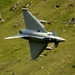 RAF Typhoon (Eurofighter) On Mach Loop at Cad West by Starman_1969