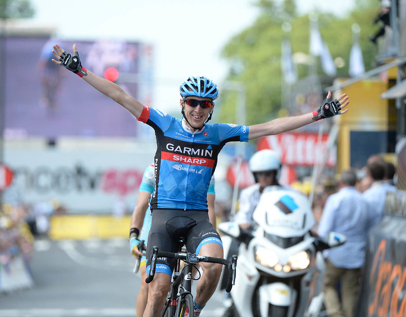 Dan Martin - Tour de France, etapa 9