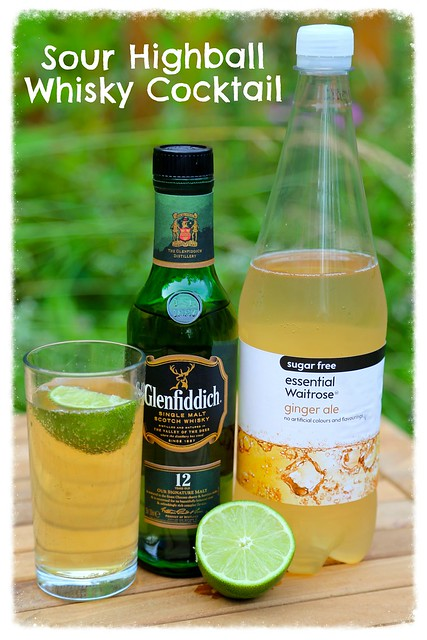 Whisky Cocktails with Glenfiddich