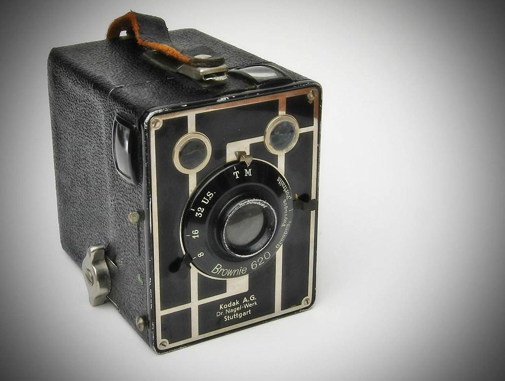 Kodak A.G. Dr. Nagel-Werk Stuttgart Brownie 620