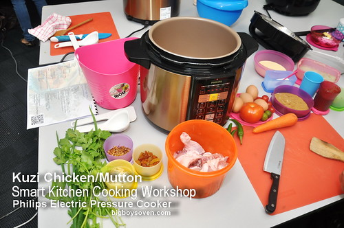 Smart Kitchen Cooking Workshop with Philips A
