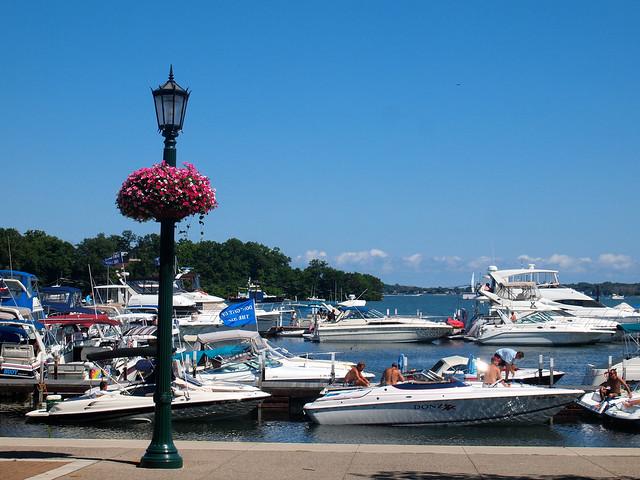 Put-in-Bay marina