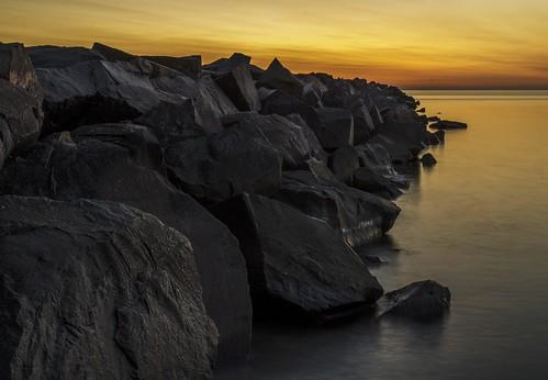 sky sun lake wisconsin sunrise dawn nikon natural michigan lakemichigan greatlakes milwaukee stfrancis lakefront milwaukeelakefront d5100