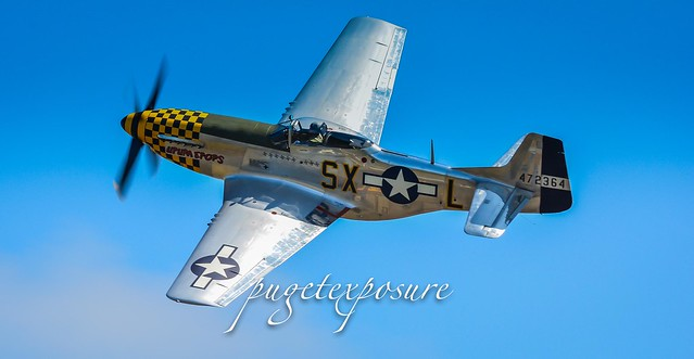 "North American P-51D Mustang ""Upupa Epops"""