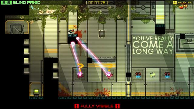 Stealth Inc. A Clone in the Dark - Screenshot 1