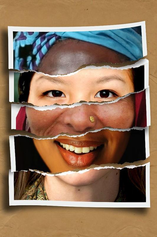 Colours. Diversity poster
