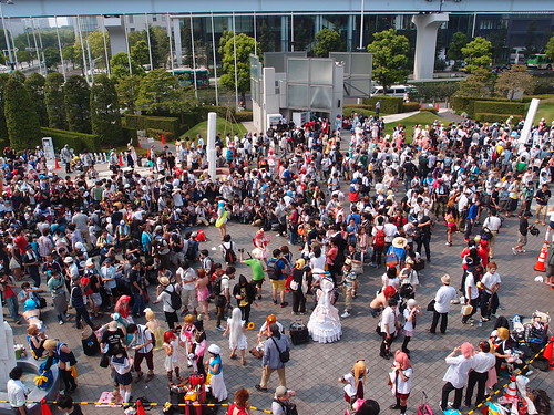 Cosplay @ Comiket 84 - Summer 2013 @ Tokyo Big Sight