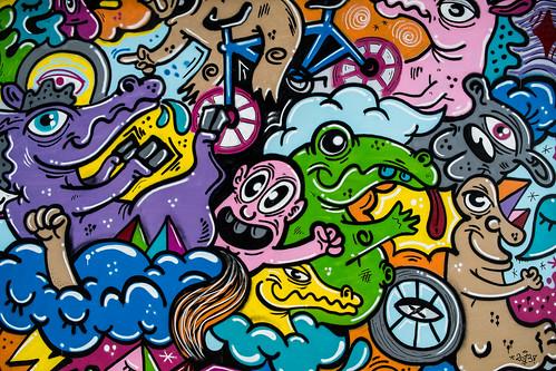 108/365 - Graffiti by Mihai Boangher