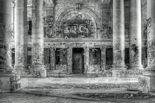 Michigan Central Terminal, Detroit