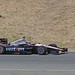 Will Power drives through the Turn 6 carousel during the GoPro Grand Prix of Sonoma