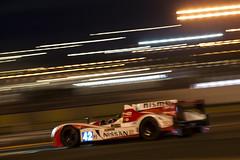 Le Mans 2013 night