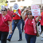 Kaiser RNs' Message to Public: Be Wary of Insurers Who Limit Access to Hospital, Nursing Care