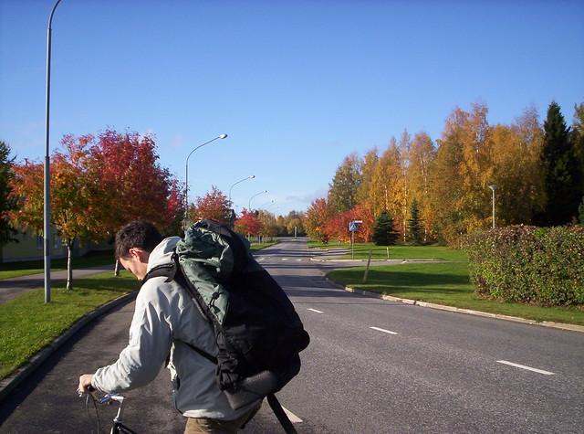 Otoño en Finlandia
