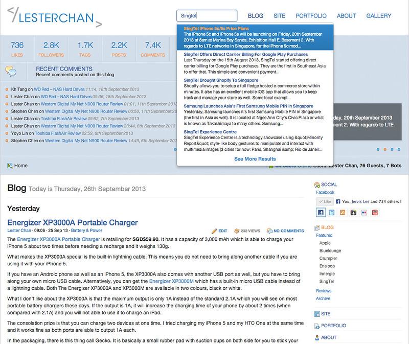 lesterchan.net Autocomplete