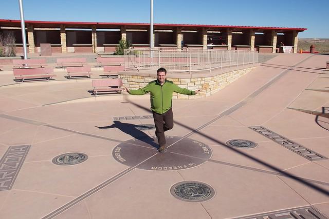 Four Corners Monument
