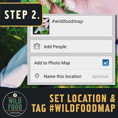 #wildfoodmap