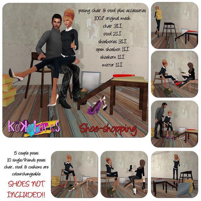 [KoKoLoReS] Shoe-shopping!