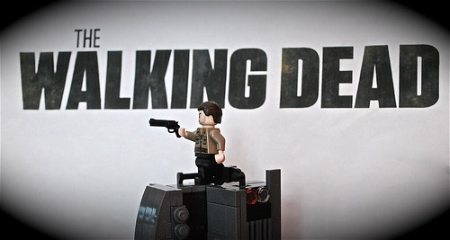 The Walking Dead: S3 Cover