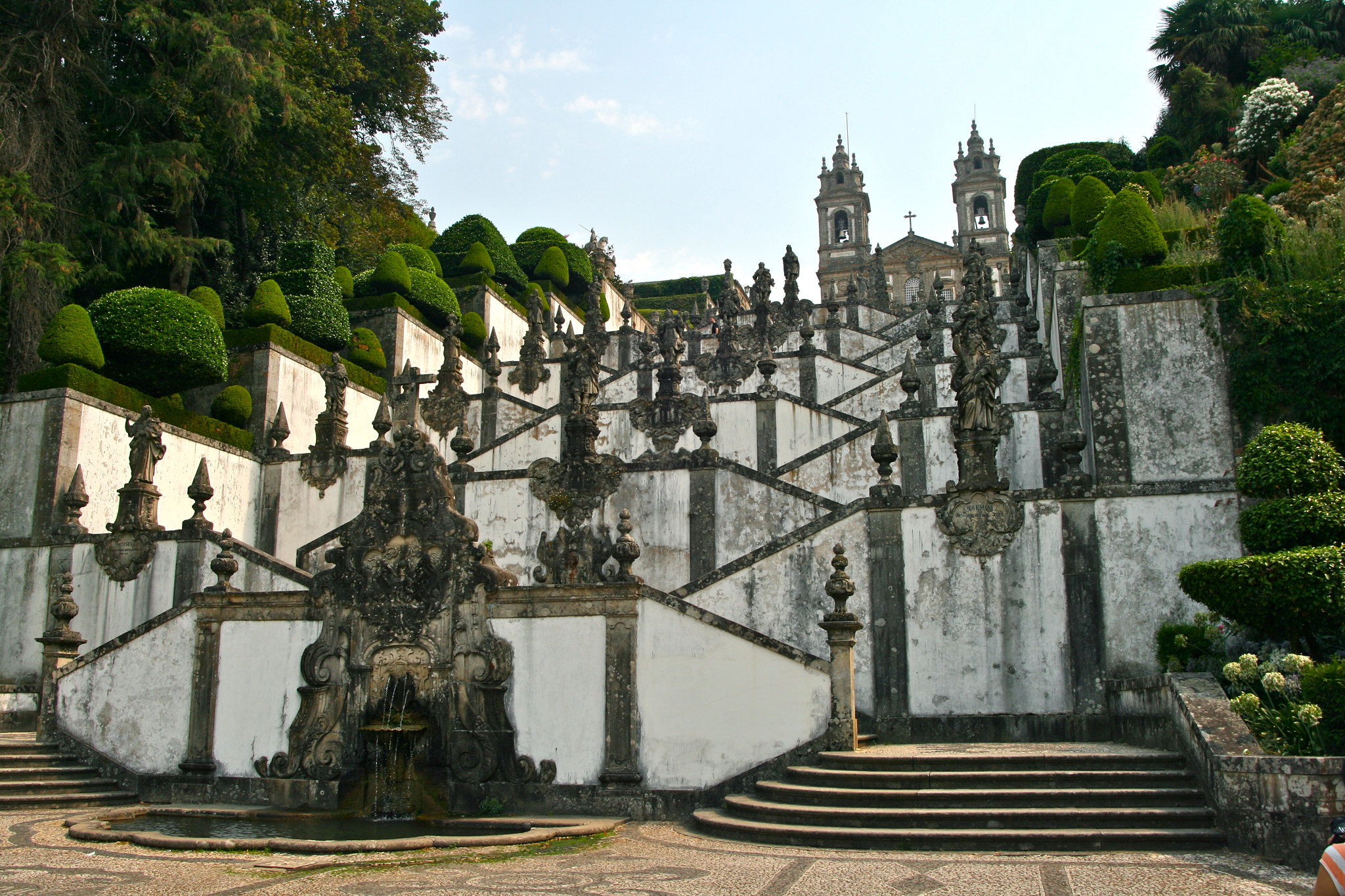 Bom Jesus do Monte - qué ver en Braga