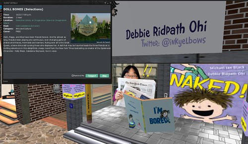 Screenshot from Second Life