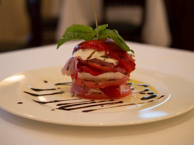 Buffalo Caprese - photo courtesy of Rob Ventura