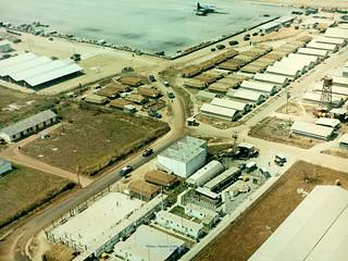 Biên Hòa Air Base - Aerial 1965/67