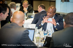 KPMG Healthcare conference 'Something to Teach, Something to Learn' held in Johannesburg from 15 to 17 July 2013