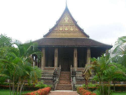 Vientiane 2007-Wat Ho Phra Keo (7)