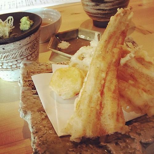 だし巻きたまご、天ぷら、お蕎麦、最後の蕎麦湯まで、全て絶品でした(^^)