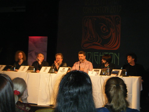 WFC13 - Comics Panel