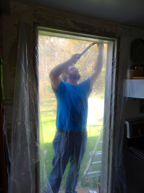 installing west side door