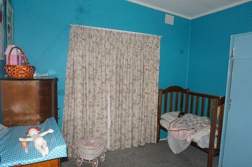 Amélie's curtains