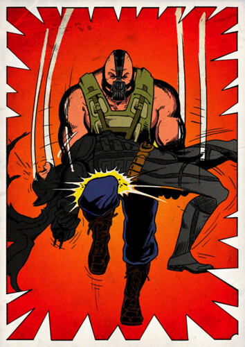 bane breaks the bat