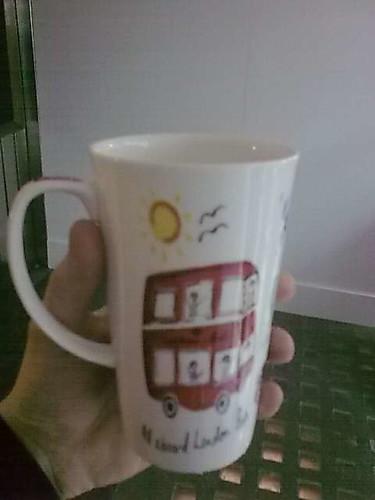 mug on tour