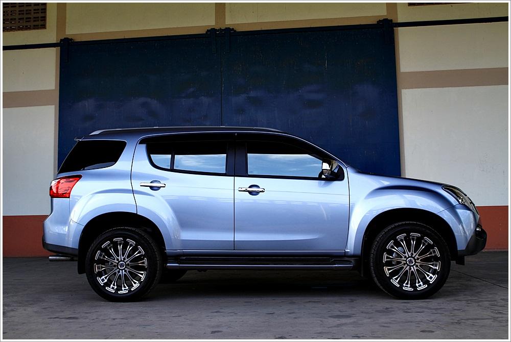 Isuzu Mu-X 2015 | Cars | Pinterest