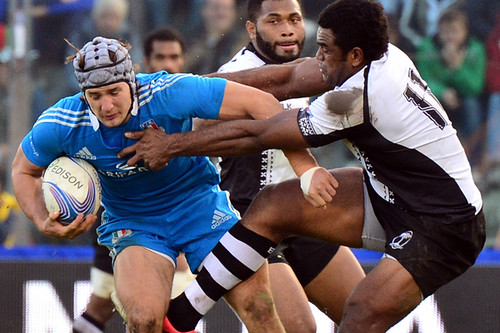 Campagnaro tra i migliori contro Fiji